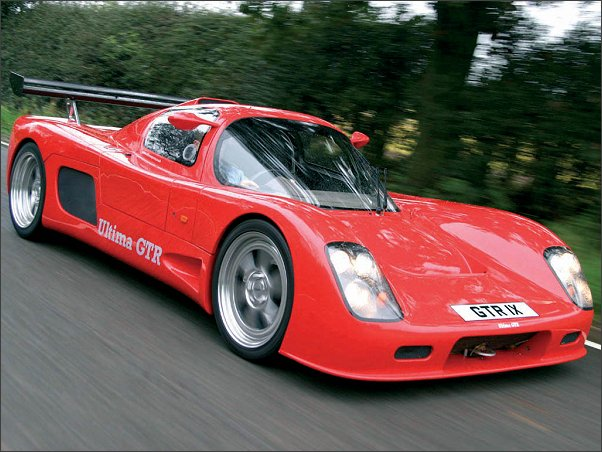 Ultima GTR720 World record holder